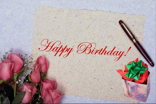 Необычные поздравления с днем рождения на английском языке